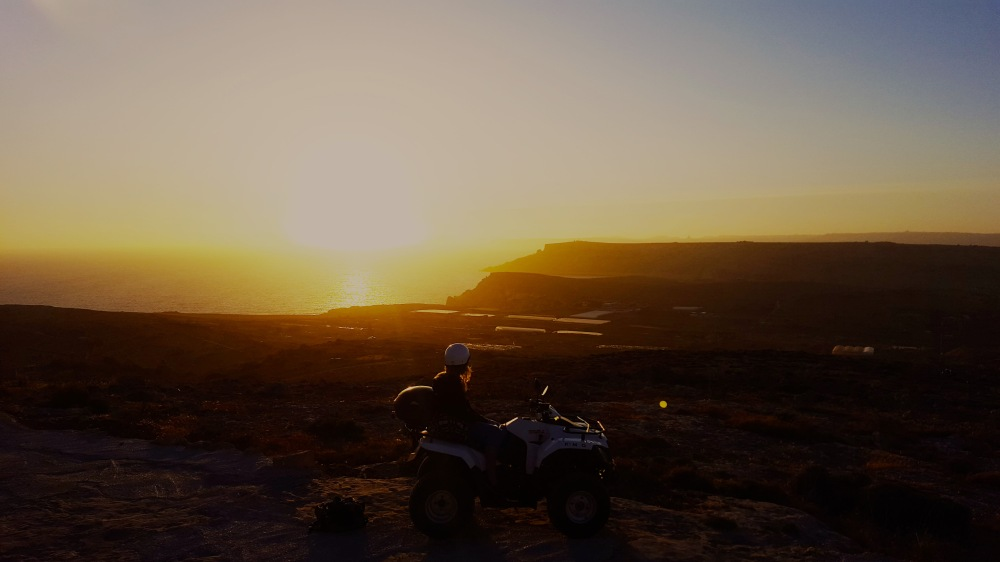Sunset Malta